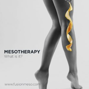 What is Mesotherapy Eastwood Beauty Salon