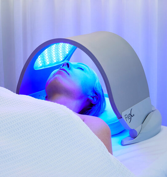 DermaluxFlex LED Treatments Eastwood Beauty Clinic
